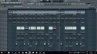 FLP Remake Instrumental  Culpable   Mike Durant Ft Anuel AA (JaimeBeatz)