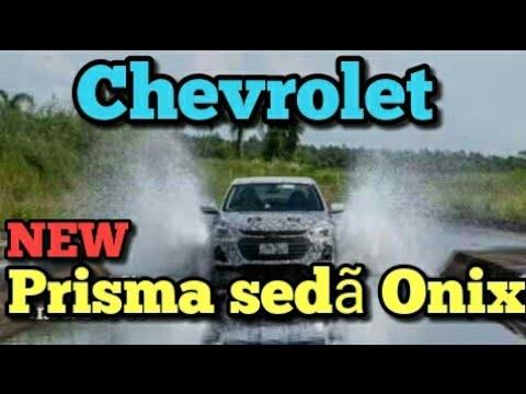 Novo Chevrolet Prisma sedã do Onix: Deve 'matar' Cobalt! Vejam todos os detalhes