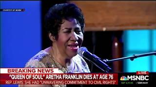 Herbie Hancock, Mavis Staples, Kamilah Forbes & Roland Martin Reflect On The Life Of Aretha Franklin