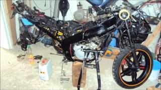 Yamaha Tzr-r1