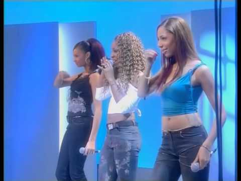 Misteeq - One Night Stand (Nickeloden Nlist 2001)