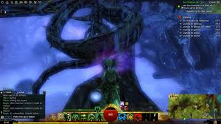 GW2 | Jumping Puzzle | Dark Reverie - Caledon Forest.