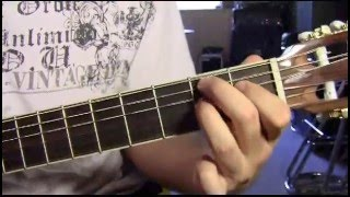 These are the words James blunt guitar lesson