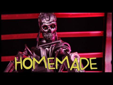 Terminator: Genisys Trailer- Homemade Shot for Shot