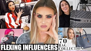 why you'll never be able to FLEX like an influencer... the truth exposed