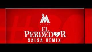 Maluma El Perdedor (version Salsa)  Official