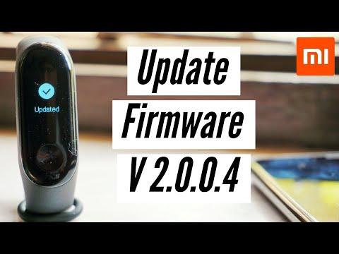 Mi Band 3 Firmware Update v2 0 0 4 - Rohit Raj Gupta