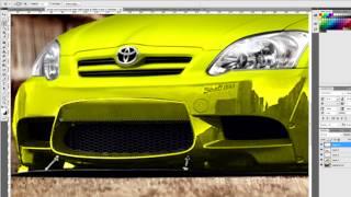 Virtual Tuning Corolla