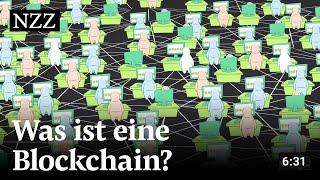 Was ist eine Blockchain?