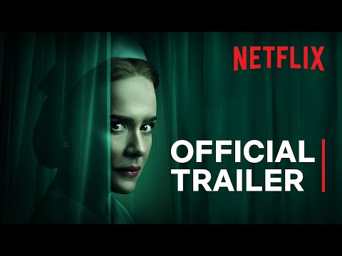 Ratched Trailer Starring Sarah Paulson