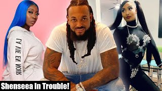 OMG! Spice Confronts Shenseea About Her Man | Romeich Speaks | Yahvis MAn Blessings | Phenique