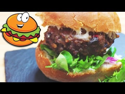How To Make A Burger At Home