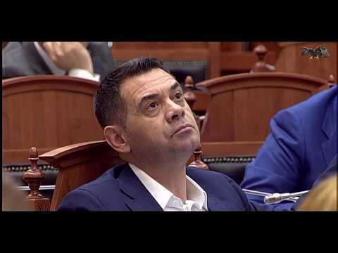 Kujtim Gjuzi kërcënon Arben Ahmetajn - Mos na vrit me fjalë, nuk jemi aq të lehtë sa dukemi