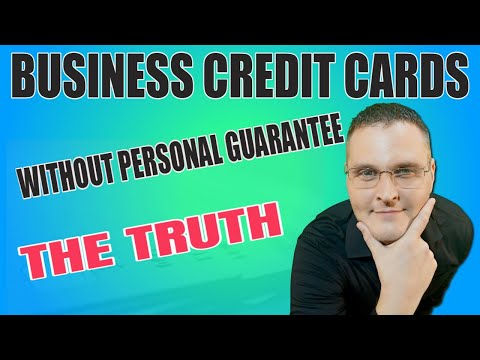 , title : 'Business Credit Cards Without Personal Guarantee | Must Watch - The Truth