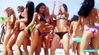 GeoDaSilva feat. Tony Ray - I Like The Girls Who Drink With Me (Official Video)