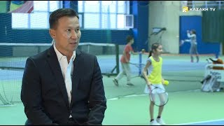 Sport nation №19. Interview with captain of Kazakhstan National Tennis team Dias Doskarayev