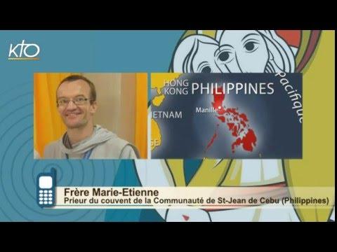 Vivre la Miséricorde avec les Philippins