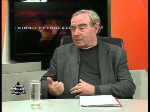 Emisiunea Seniorii Petrolului Românesc – Corneliu Dinu –  22 martie 2014