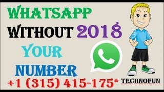 how to Create any country number WhatsApp Account - Самые лучшие видео