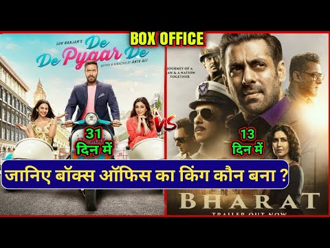 Bharat Box Office Collection Day 13,Bharat Total Box Office Collection, Salman Khan, Katrina Kaif