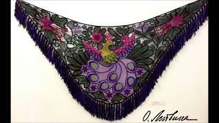 Выставка вязания крючком Ольги Литвиной (Юбилейная)