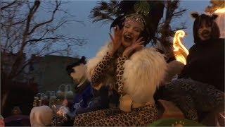 Tradicional parada de Reyes en Vallecas apostó a la diversidad