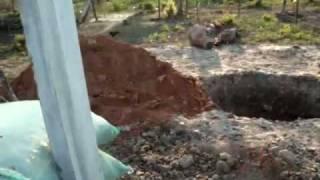 preview picture of video 'construccion de superadobe'
