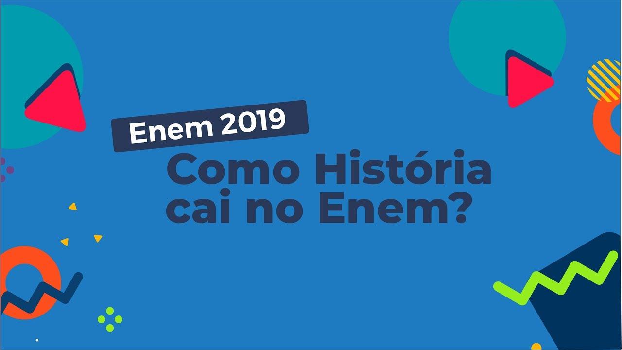 Como História cai no Enem?