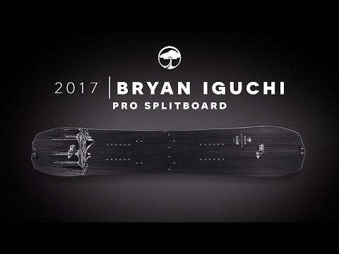 Arbor Snowboards :: 2017 Product Profiles – Bryan Iguchi Pro Splitboard
