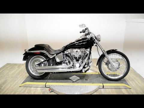 2007 Harley-Davidson Softail Deuce in Wauconda, Illinois - Video 1