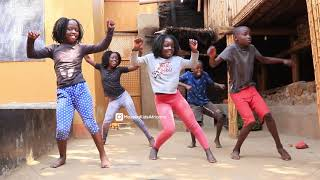Masaka Kids Africana Dancing Jerusalema By Master KG Feat Nomcebo