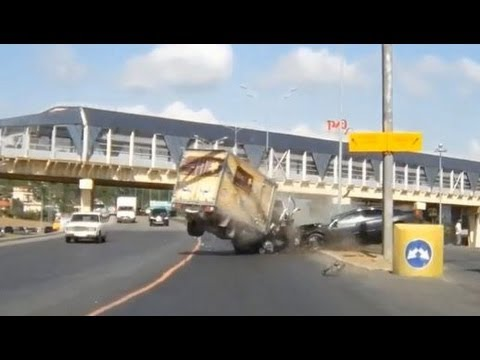 Russian Car Crash Compilation