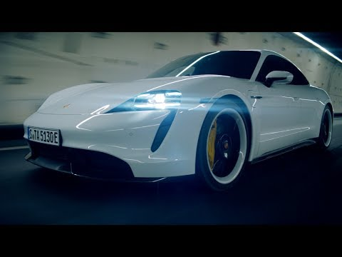 Porsche shows Taycan in real-world scenarios in new highlight video