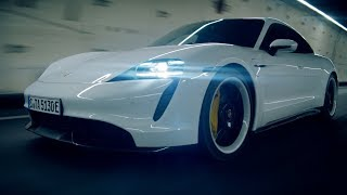 YouTube Video ZUIHJ0ihUCQ for Product Porsche Taycan Turbo & Turbo S Electric Sedan by Company Porsche in Industry Cars