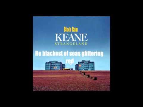 KEANE Black Rain Instrumental Karaoke