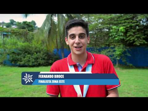 Fernando Broce Finalista Mejor Audiovisual Zona Este
