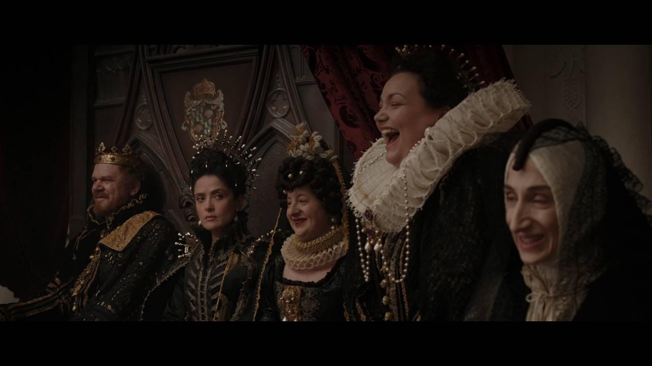 映画「五日物語 3つの王国と3人の女」予告編動画