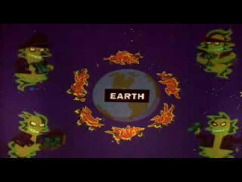 Futurama y el calentamiento global.