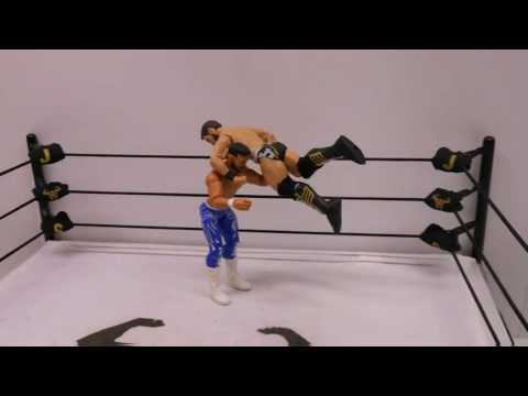 JWS - Johnny Gargano's Slingshot DDT