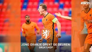 ALLES of NIETS voor Jong Oranje ? | DOC | Jong Oranje opent de deuren: Druk Erop