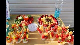 Como Preparar Bocadillos, Botanas, Snacks Para Fiestas
