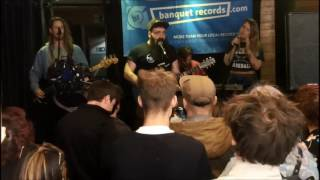 Clean Cut Kid at Banquet Records