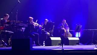 """She's Gone"", Tindersticks - Paris, Février 2015"
