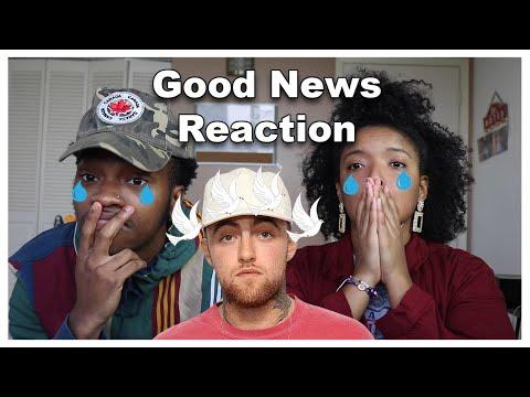 Mac Miller - Good News (Official Music Video) REACTION