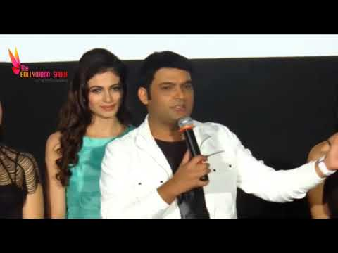 Download Kis Kisko Pyaar Karoon Full HD Movie 2015  Kapil Sharma  Elli Avram  Arbaaz   Full Movie Promotions HD Mp4 3GP Video and MP3