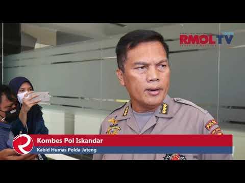 Jadi Tersangka, Wakil Ketua DPRD Tegal Diperiksa di Polda Jateng