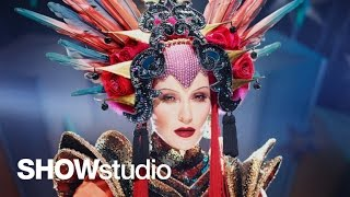 Evening In Space: Daphne Guinness / David LaChapelle / Tony Visconti