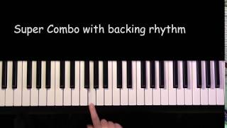 Scales for Keyboardists - G Major