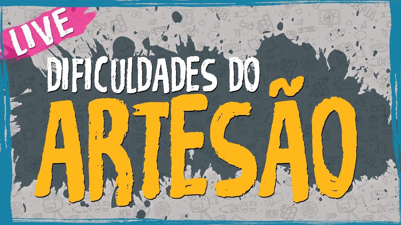 Dificuldades do Artesão Brasileiro – Live