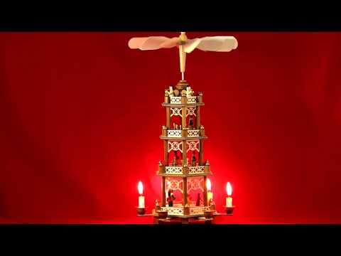 Weihnachtspyramide Wichtelstube Kollektion 2017